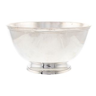 Woodside Sterling Silver Bowl