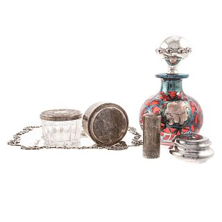 Collection Sterling Vanity Accessories