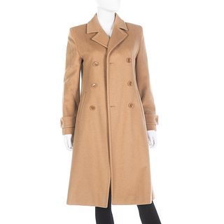 Max Mara Camelhair Coat