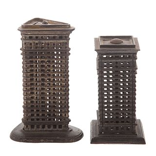 Two Kenton Cast Iron Building Still Banks