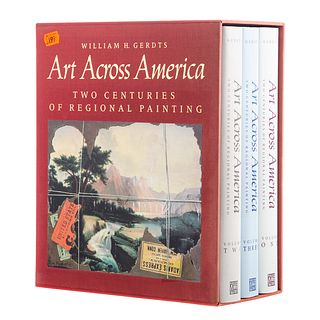 Art Across America Book Set