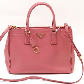 Prada - Saffiano Leather Galleria Bag