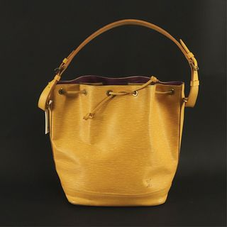 Louis Vuitton - Yellow Epi Leather Noe GM