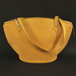 Louis Vuitton - Yellow Epi Leather St Jacques