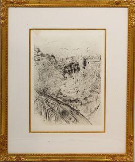 Edouard Vuillard (1868-1940) Lithograph