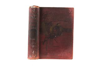1892 1st Ed. The Indian Wars of the United States