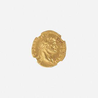 Ancient Roman AV Aureus