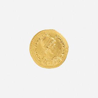Ancient Roman AV Solidus
