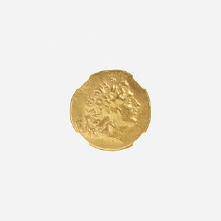 Ancient Greek (Hellenistic), Pontic Kingdom, Tomis, AV Stater