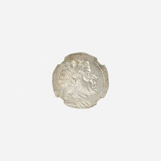 Ancient Greek (Hellenistic), Kingdom of Bactria, AR Drachm