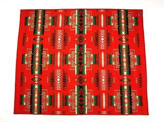 Pendleton Chief Joseph Beaver State Wool Blanket