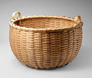 One Bushel Corn Basket
