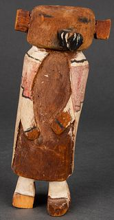 Native American Hopi Kachina Doll, c. 1950