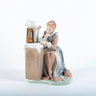 Lladro Porcelain Figurine, Summer Stock 01001407