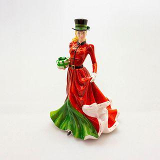 Christmas Day 2006 Hn4899 - Royal Doulton Figurine