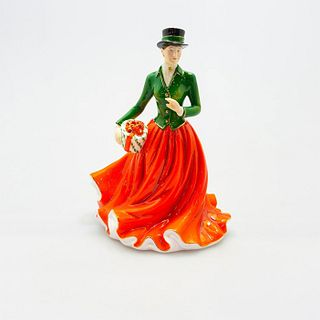 Christmas Morning - 2015 Christmas Day Figure Of The Year Hn5731 - Royal Doulton Figurine