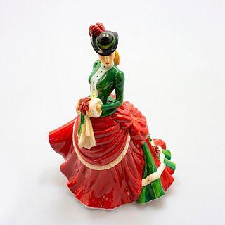 Winter Elegance Hn5109 - Royal Doulton Figurine