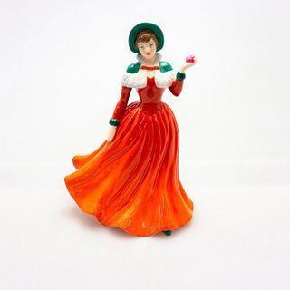 Winter'S Day Hn4589 - Royal Doulton Figurine