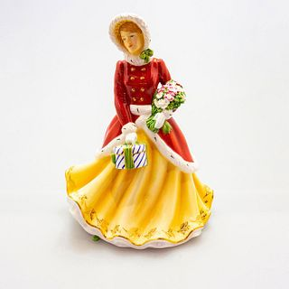 Winter'S Dream 2012 Hn5546 - Royal Doulton Figurine