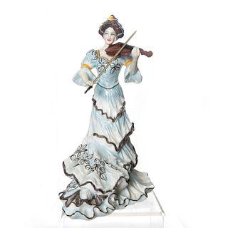 First Violin Hn3704 - Royal Doulton Figurine