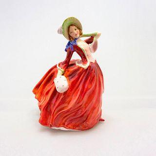 Autumn Breezes Hn1934 - Royal Doulton Figurine