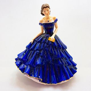 Sapphire With Brooch Hn5768 - Royal Doulton Figurine