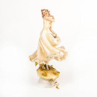 Antonio Borsato Lace Figurine, Dancing Lady
