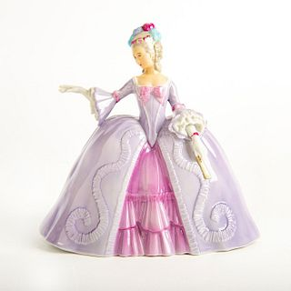 Franklin Porcelain Lady Figurine, Marianne