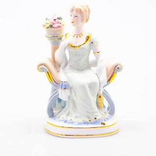 Vintage Pmi German Lady Figurine, Sophia