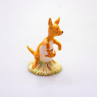 Royal Doulton Animal Figure, Kanga And Roo WP8