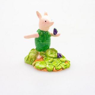 Royal Doulton Figurine, Piglet Picking The Violets WP13