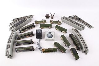 Boy Scouts of America Hawthorne Village Train Set
