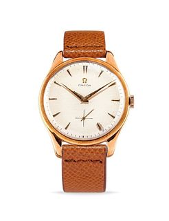 Omega - Omega oversized Time-only, '50s