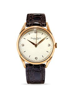 Iwc - IWC Time-only, '60s