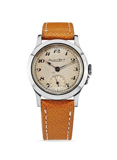 Iwc - IWC Time-only, '40s