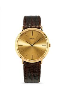 Piaget - Piaget Time-only, '80s