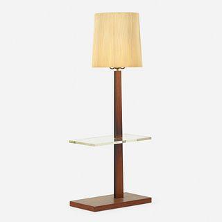 Vladimir Kagan, floor lamp table