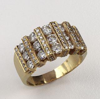 Tiffany & Co 18kt Diamond ring