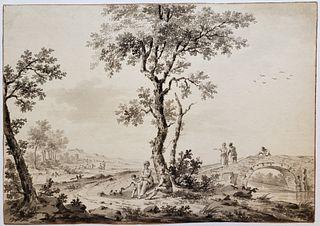 DIRK KUIPERS, DUTCH 1733-1796