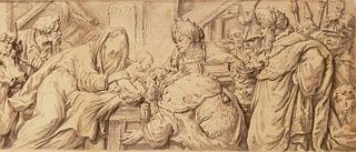 CHARLES-DOMINIQUE-JOSEPH EISEN, FRENCH 1720-1778
