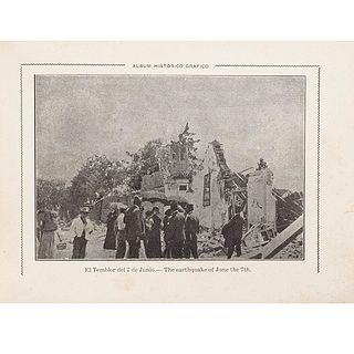 González Obregón, Luis - Rangel, Nicolás. Álbum Histórico Gráfico. México: Agustín V. Casasola e Hijos, 1921. Cuaderno No. 1