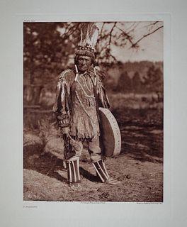 Edward S. Curtis - A Klamath Pl 441