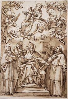 GIOVANNI BATTISTA RICCI, ITALIAN, 1537-1627