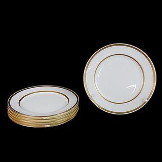 (6) Minton Tiffany & Co. Plates