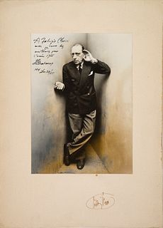 Penn, Irving - Stravinsky, Igor - Portrait of Igor Stravinsky