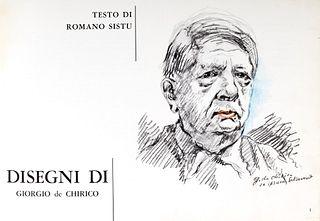 de Chirico, Giorgio - Drawings by Giorgio de Chirico. Text by Romano Sistu