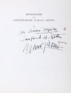 Pica, Agnoldomenico - Sironi, Mario - Mario Sironi. Painter