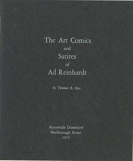 Reinhardt, Ad - The Art Comics and Satires of Ad Reinhardt