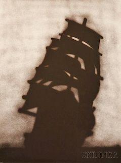 Ed Ruscha (American, b. 1937)      Ship