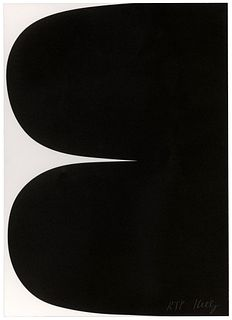 ELLSWORTH KELLY - Untitled (For Obama), 2012